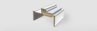 Погонаж из алюминиевого профиля